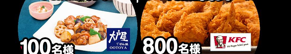 大戸屋 KFC